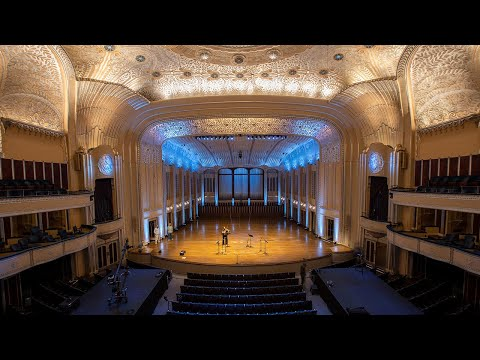 BEHIND THE SCENES: The Cleveland Orchestra Performances at Severance Hall in Cleveland Ohio