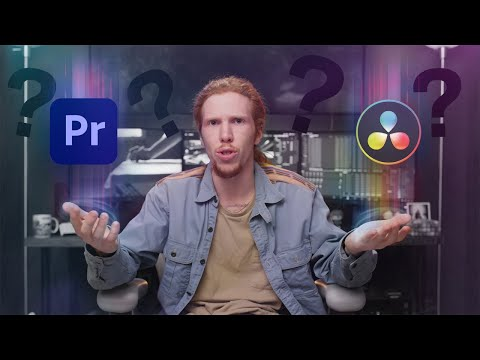 Adobe Premiere VS DaVinci Resolve — Surface-Level Overview and Comparison