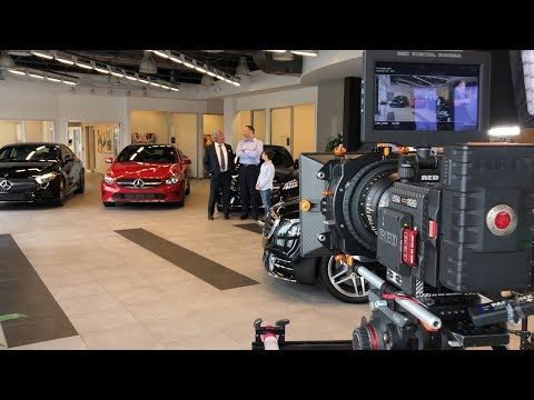 BEHIND THE SCENES: Leikin Motor Companies Commercial Shoot