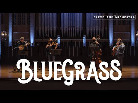 The Cleveland Orchestra - Bluegrass Band Performance