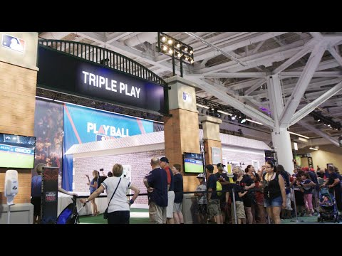 Clamor - MLB All-Star Weekend Activation - Live Event Video